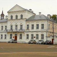 Магистрат (Администрация Торжокского района) в Торжке :: Лидия Бусурина