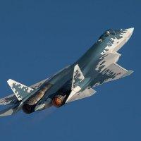 Су-57 :: Александр Святкин