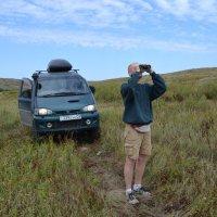 Турист,всегда впереди...А впереди новые приключения.вперёд,друзья... :: Андрей Хлопонин