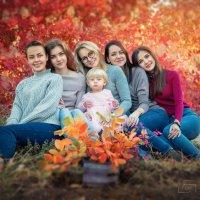 Шестеро сестер :: Солнечная Лисичка =Дашка Скугарева