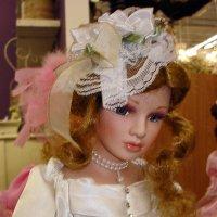 Грусть прекрасной куклы... :: Тамара Бедай
