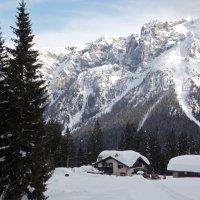 Зима в Альпах :: Galina Solovova