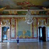 Рундалский дворец , Латвия. :: Liudmila LLF