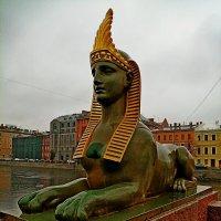 Страсти египетские... :: Vladimir Semenchukov