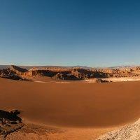 Одинокий путник... Чили! :: Александр Вивчарик
