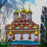 Москва. Палаты Кириллова. :: Ирина