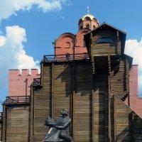 Золотые ворота :: Vyacheslav Gordeev