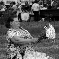 Продавец цветов :: Роман Савоцкий