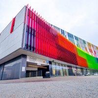 Новая детская больница в Хельсинки (Финляндия) :: Роман Алексеев