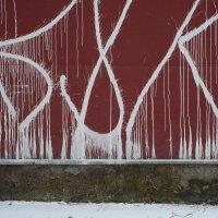 Нарисованный снег :: Валерий Михмель