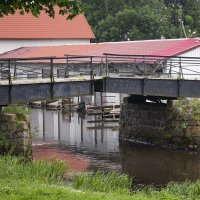 Старый немецкий мост :: Светлана Карнаух
