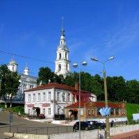 Вид на Троицкий собор :: Марина Таврова