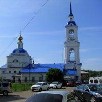 Храм Благовещения пресвятой Богородицы :: Марина Таврова