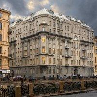 Доходный дом на Волынском переулке, Санкт-Петербург. :: Максим Хрусталев