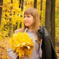 Осень :: Анастасия Разорвина