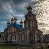 Церковь Благовещения Пресвятой Богородицы :: Алексей Клименко