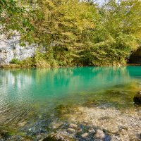 Голубое озеро :: Николай Николенко