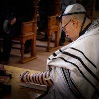 Тихая седая синагога. :: Юрий Слепчук