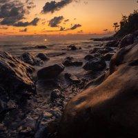 Обласканные морем :: Сергей Мартьяхин
