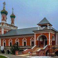 Москва. Высокопетровский монастырь. :: Ирина