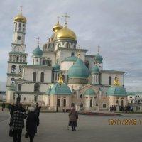 ново-иерусалимский мужской монастырь :: Maikl Smit