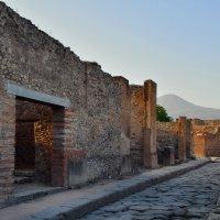 На улицах античных Помпей. :: Olcen Len