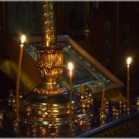 Пока горит свеча.. :: Александр Шимохин