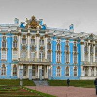 Екатерининский дворец :: Варвара