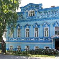 Бывший купеческий дом :: Ната Волга