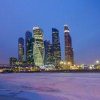 Зимние сумерки :: Олег Пученков