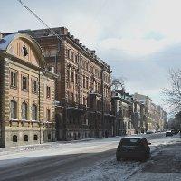 Зимняя улица :: # fotooxota