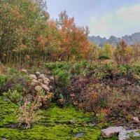 Осенние горы Коныр... :: Андрей Хлопонин