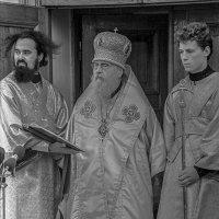 Патриарх Московский и всея Руси Пимен. :: Игорь Олегович Кравченко