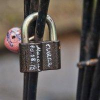 Любовь, закрытая на замок :: Валерий Иванович