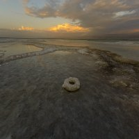 Вечер. Мёртвое море :: Иван К