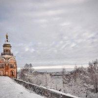 Свечная башня Борисоглебского монастыря :: anderson2706
