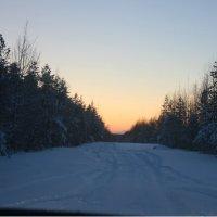Зимняя дорога :: Андрей К