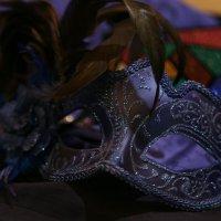 Венецианская маска :: OLGA