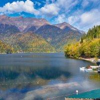 Озеро Рица :: Николай Николенко