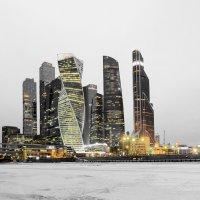 Холодные огни :: Олег Пученков