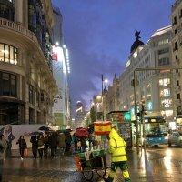 Дождливый вечер на Виа Гранде :: Eldar Baykiev