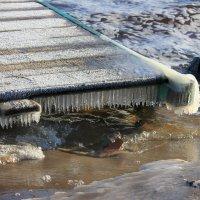 Фактуры замерзания :: Ната Волга