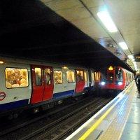Лондонское метро: первая подземка в мире :: Галина
