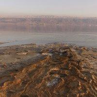 пейзажи мёртвого моря :: Осень