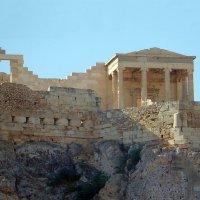Храм Ники Аптерос на Акрополе. :: Natali