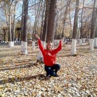 Радость Солнышку... Осенние листья :: Андрей Хлопонин