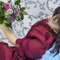утро невесты :: Мария Романтеева