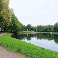 Сентябрь в Таврическом саду :: Ольга Васильева