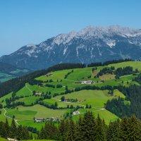 путешествие в Альпы :: Андрей Данилов