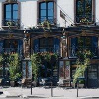 старый ресторан в Париже :: Георгий А